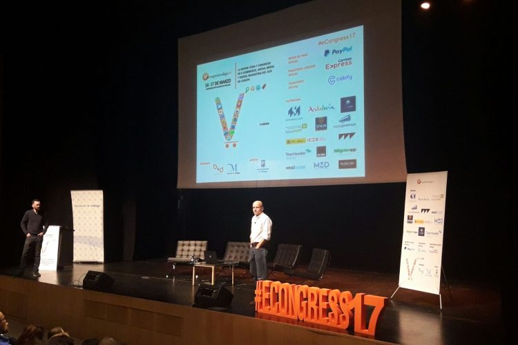 V eCongress Málaga 2017: Claves Ecommerce, Social media y Marketing digital (II)