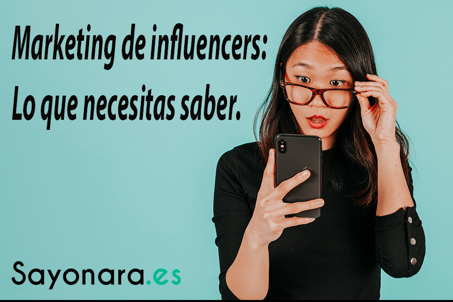 Imagen de título de Marketing de Influencers