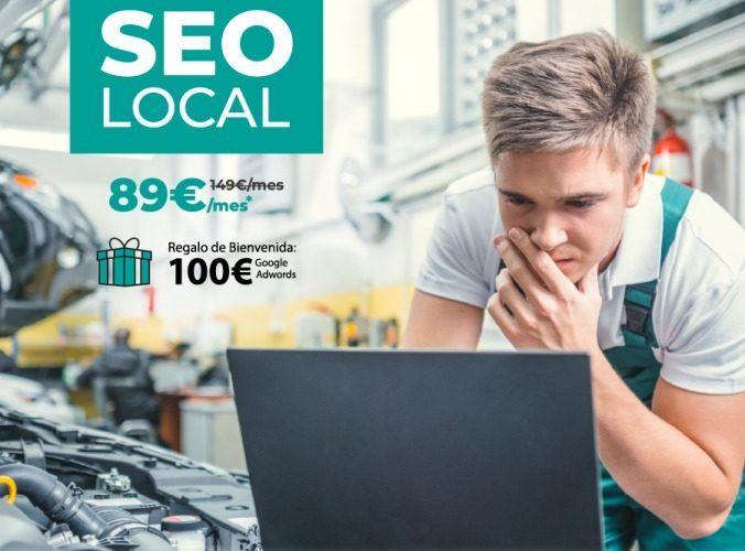SEO LOCAL – Nueva Promo Sayonara Marketing