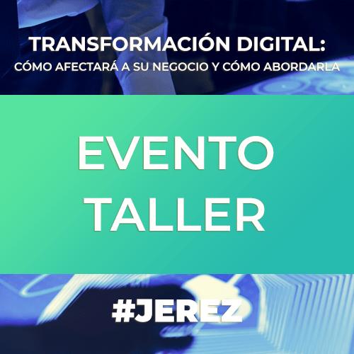 Evento «Transformación digital: Cómo abordarla»