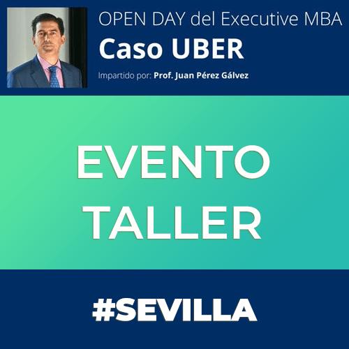 Evento «Open Day del Executive MBA – Caso UBER»