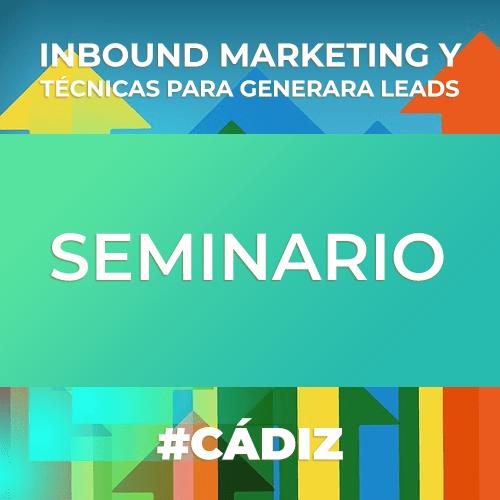 SEMINARIO Inbound Marketing