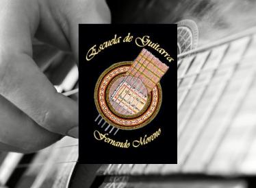 Escuela Guitarra Isaac Moreno