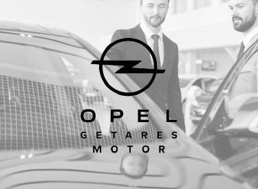 Opel Getares Motor
